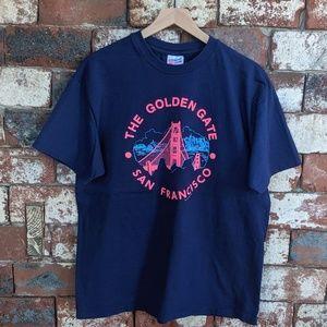 Vintage San Francisco Golden Gate t-shirt